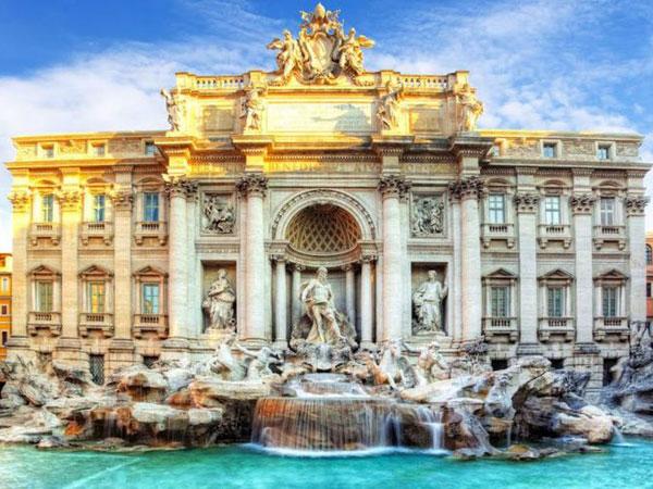 Pergi Ke Mana Koin Sejumlah Miliaran yang Dilempar Warga dan Turis ke Air Mancur Terkenal Roma?