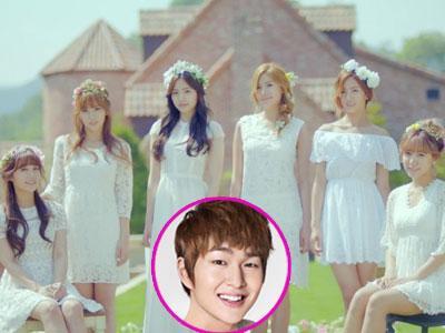 Member A-Pink Mana Yang Ingin Ikut We Got Married Bersama Onew SHINee?