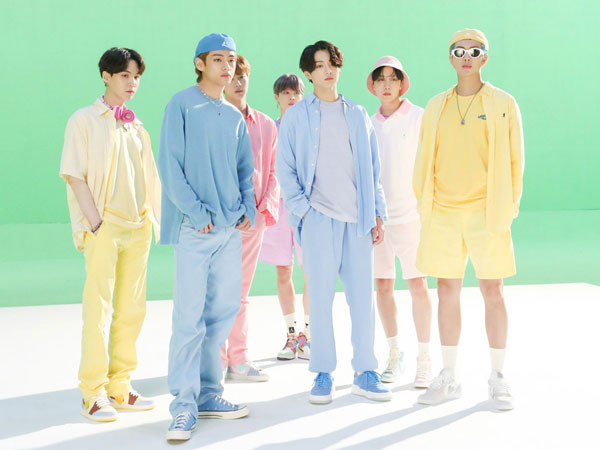 BTS 'Dynamite' Jadi Lagu Bahasa Inggris Pertama yang Raih Perfect All-Kill Setelah 7 Tahun