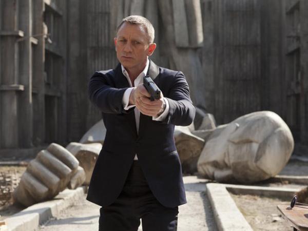 Daniel Craig Tinggalkan Peran 'James Bond'?