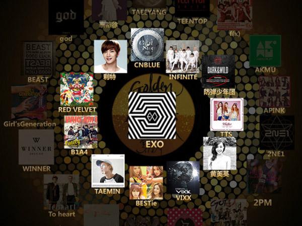 Inilah Para Idola K-Pop yang Akan Ramaikan Hari Pertama dan Kedua 'Golden Disk Awards 2015'