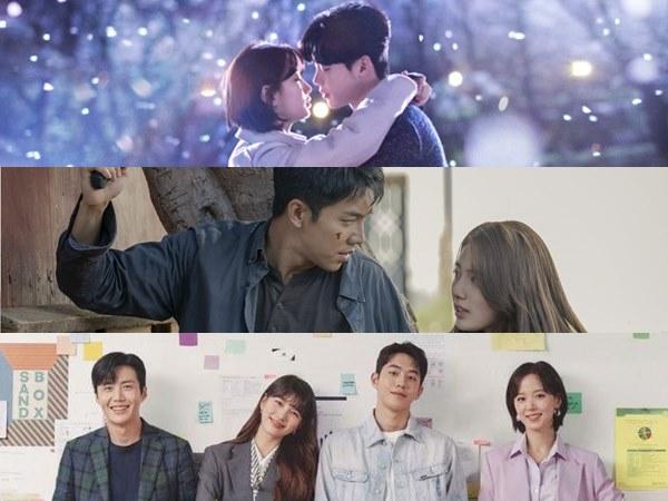 Cocok Dipasangkan dengan Siapa Saja, Ini 6 Drama Terbaik Suzy