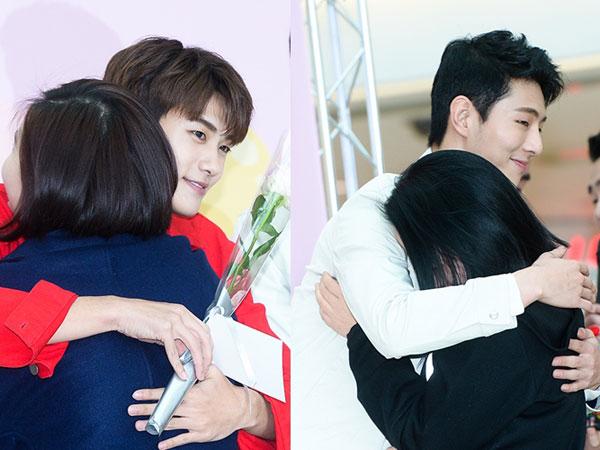 Tak Hanya Pelukan Gratis, Hyungsik dan Ji Soo Juga Berikan Hadiah White Day Spesial Ini!