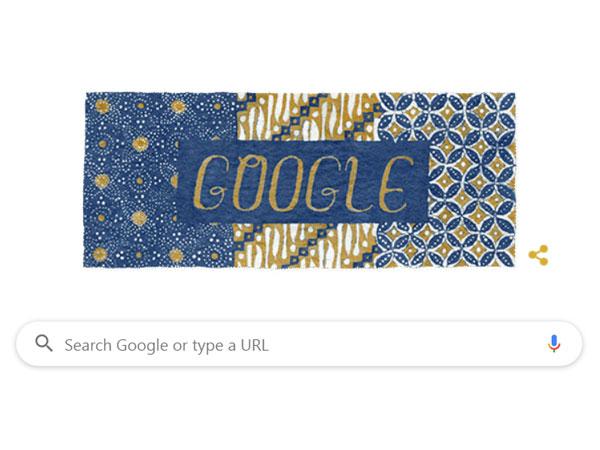 Google Doodle Rayakan Hari Batik Nasional, Intip Proses Pembuatannya