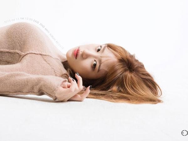 Hani Tampil Cantik dan Menggoda di Teaser Comeback EXID