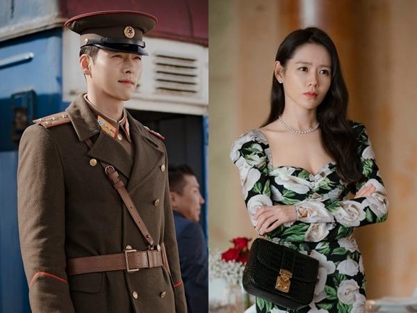 Pesona Hyun Bin - Son Ye Jin Jadi Tentara dan Anak Konglomerat di Teaser Drama 'Crash Landing Love'