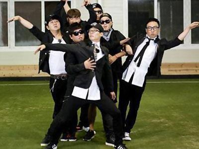 Member Infinity Challenge Kelimpungan Saat Pelajari Tarian EXO