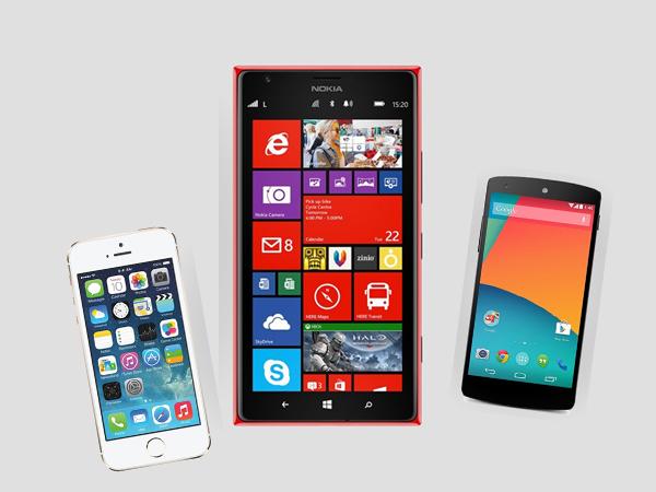 'Windows Phone Lebih Aman Ketimbang iOS & Android'
