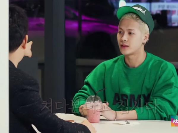 Jackson GOT7 Temui MC Senior Untuk Belajar Bawakan Acara Variety Show Tiongkok Terbarunya