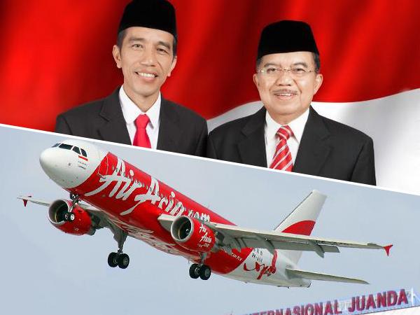 Jokowi Jadi Presiden Hingga AirAsia QZ8501, Ini Hot News di Sosmed Indonesia di Tahun 2014
