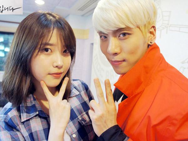 Duet di Konser 'The Agit', IU Tulis Surat Khusus Untuk Jonghyun SHINee