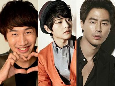 Song Joongki Lebih Pilih Jo In Sung dari Lee Kwang Soo
