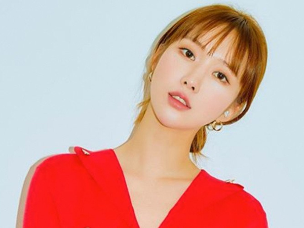 Jo Seung Hee Eks DIA Resmi Ubah Nama Panggung