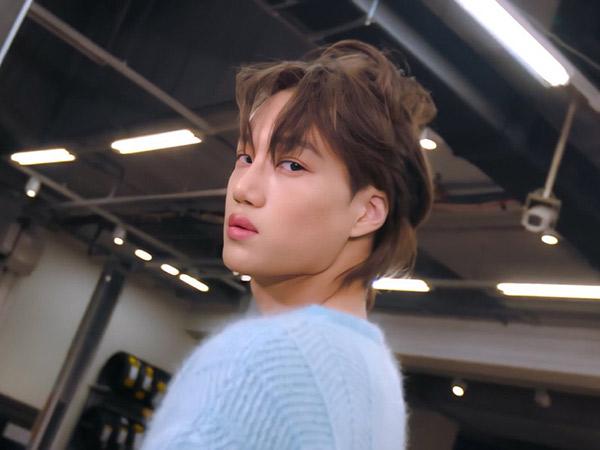 Kai EXO Ngaku Sempat Stres dengan Julukan 'Panty Oppa'