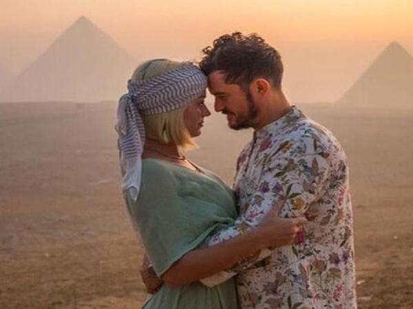 Segera Punya Anak, Katy Perry dan Orlando Bloom Tunda Pernikahan Lagi