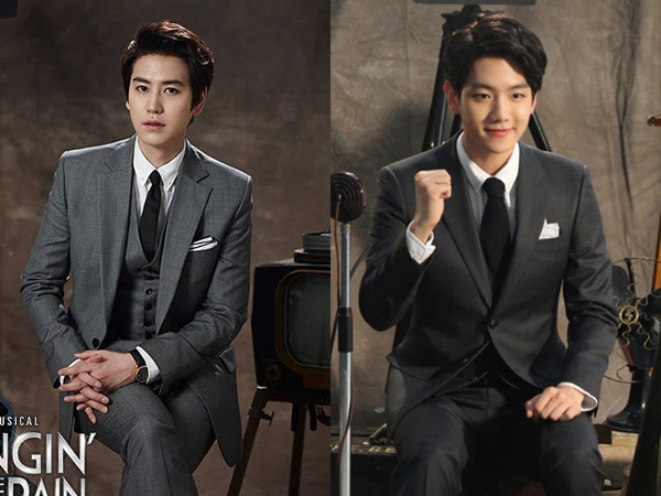 Ini Nasihat Kyuhyun SuJu untuk Baekhyun EXO di Musikal Perdananya