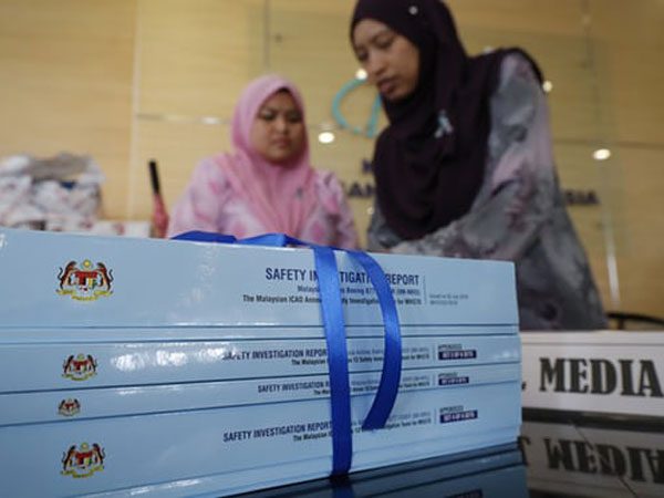 Laporan Mengejutkan dari Hasil Penyelidikan 1.500 Halaman Nasib Pesawat MH370 yang Hilang 4 Tahun