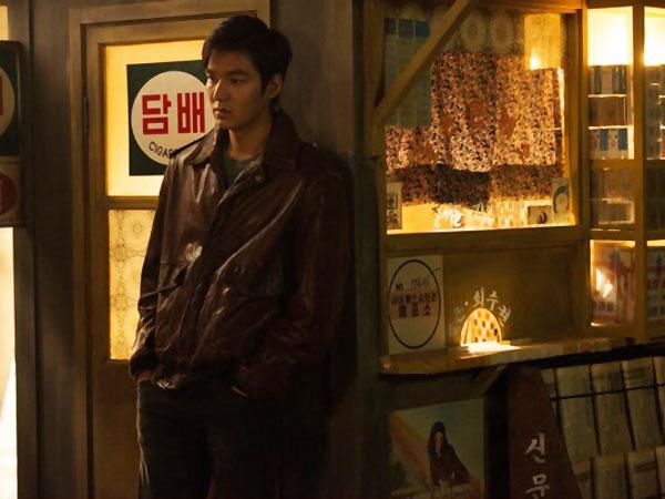 Lee Min Ho Pancarkan Kharisma A La Tahun 70-an Untuk Cuplikan Filmnya