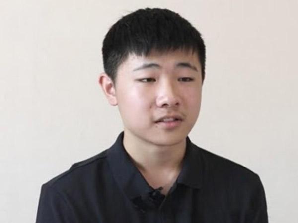 Sosok Lu Xinze, Remaja 20 Tahun yang Diprediksi Jadi Penerus Jack Ma
