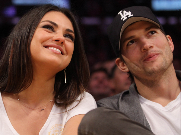Akhirnya! Mila Kunis dan Ashton Kutcher Resmi Menikah