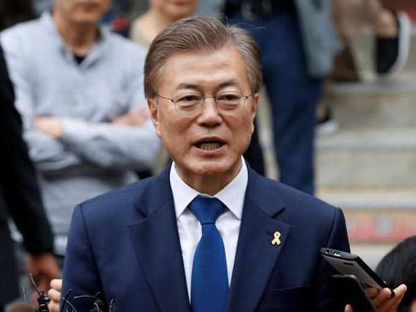 Moon Jae In Sebut Pertemuan Kedua Kim Jong Un - Donald Trump Bisa Jadi Titik Balik Perdamaian Semenanjung Korea
