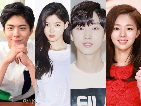 Sah! Ini 4 Pemeran Utama dan Jadwal Tayang Drama 'Moonlight Drawn By Clouds'