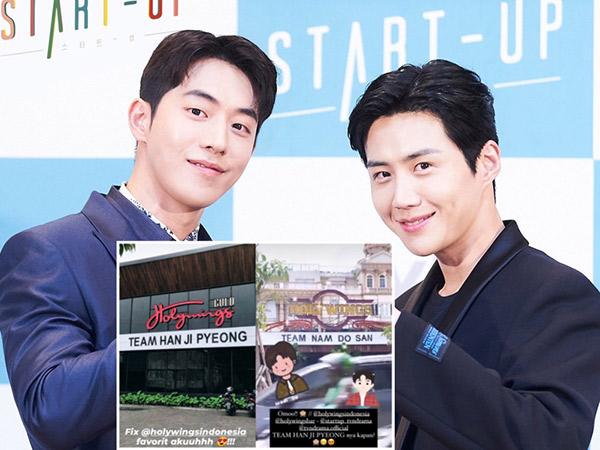 Viral Restoran Indonesia Terbagi Jadi Tim Nam Do San dan Han Ji Pyeong