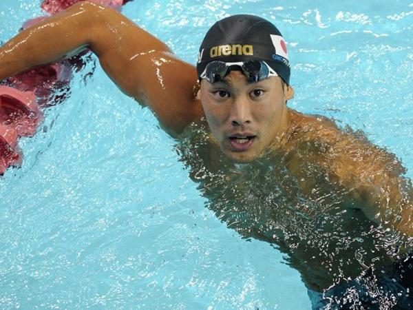 Duh, Atlet Renang Jepang Ketahuan Curi Kamera Jurnalis di Asian Games 2014!