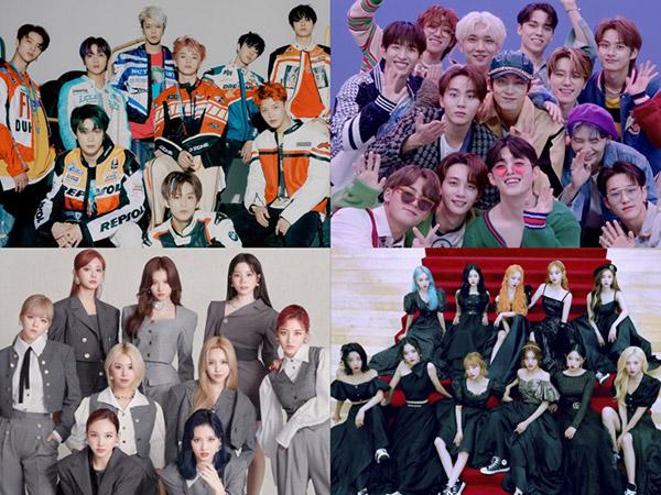Daftar Lengkap Nominasi 2020 APAN Music Awards, Ada Idolamu?