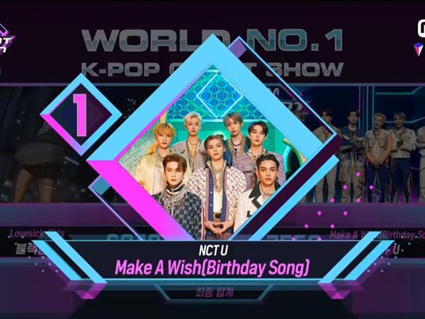 Raih Trophy ke-2 Untuk 'Make A Wish', NCT U Ucapkan Bahasa Indonesia Saat Encore