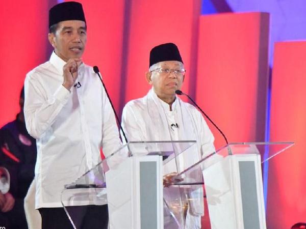Cek Fakta Deretan Pernyataan Jokowi-Ma'ruf di Debat Capres 2019
