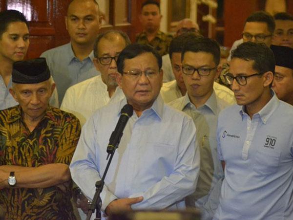 Benarkah Prabowo Subianto dan Tim Sukses Sudah Kehilangan Kredibilitas Karena Hoax Ratna Sarumpaet?