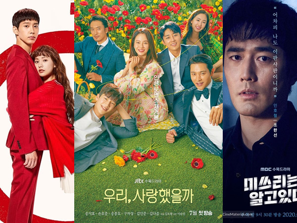 Rating Drama Was It Love? Hingga Into the Ring Kompak di Angka Rendah