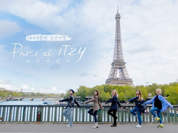 Tayang Tahun Depan, ITZY Siap Sapa Fans Lewat Reality Show Pertama