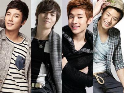 Inilah Keempat Selebritis Yang Dikonfirmasi Bergabung Dengan MBC Real Men!