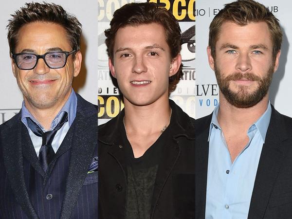 Siap Jadi Super Hero, Ini Nasihat dari Iron Man dan Thor untuk Spider-Man yang Baru