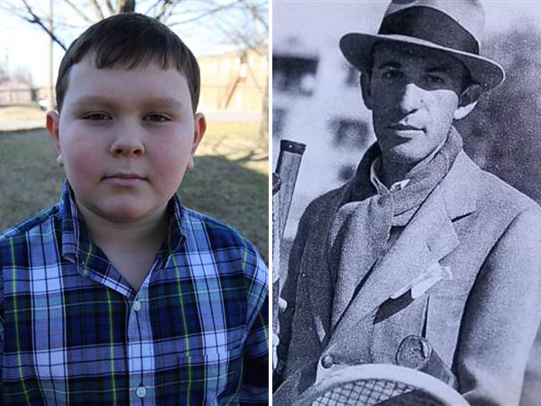 Bocah 10 Tahun Ini Mengaku Reinkarnasi dari Aktor Hollywood Tahun 30an!