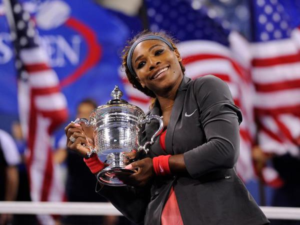 Wah, Petenis Serena Williams akan Dicalonkan Jadi Presiden Amerika Serikat?