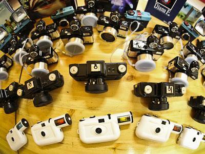 Yuk Lebih Kenal Lagi Dengan Jenis-jenis Kamera LOMO!