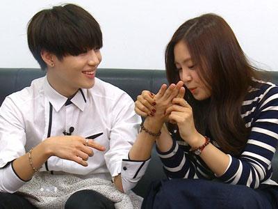 Taemin SHINee Minta Na Eun Hadiahkan Peluk & Cium Untuknya!