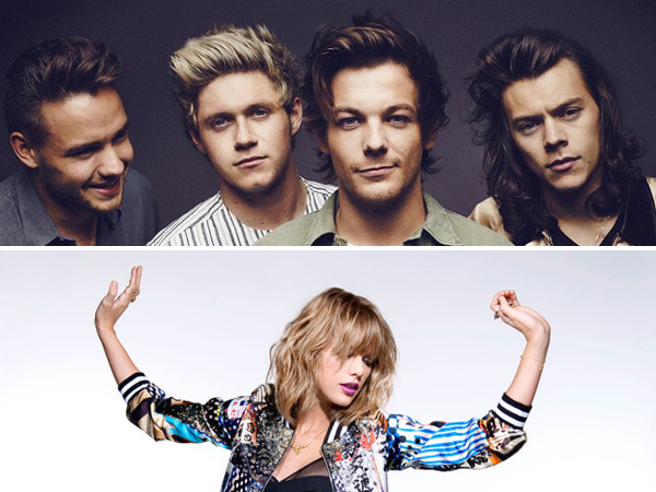 One Direction 'Sindir' Taylor Swift di Lagu 'Perfect'?