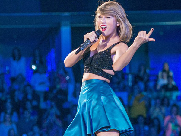 Siap Rilis di MTV Video Music Awards, Taylor Swift Beri Bocoran Video Musik 'Wildest Dream'