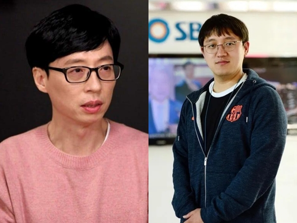 Yoo Jae Suk Reuni Bareng Mantan PD Running Man Jung Chul Min