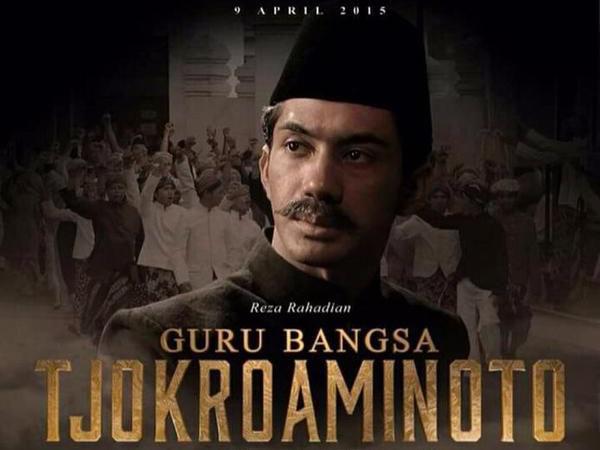 Guru Bangsa Tjokroaminoto : Menikmati Sejarah Tentang Hijrahnya Indonesia