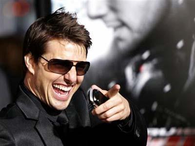 Wow, Tom Cruise Mulai Pesta Bareng dengan Model Playboy
