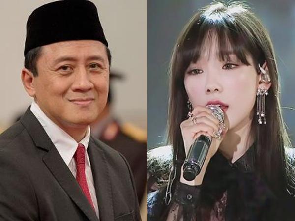 Triawan Munaf Akan Sampaikan Maaf Atas Insiden Taeyeon di Bandara Soekarno-Hatta