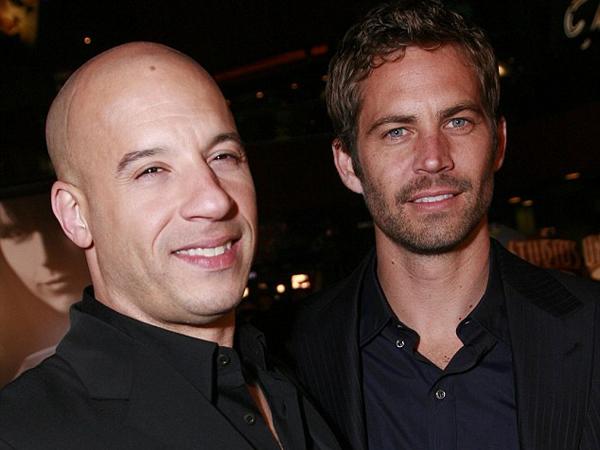 Beri Penghormatan, Ini Rencana Vin Diesel 'Hidupkan' Kembali Paul Walker di 'Furious 8'