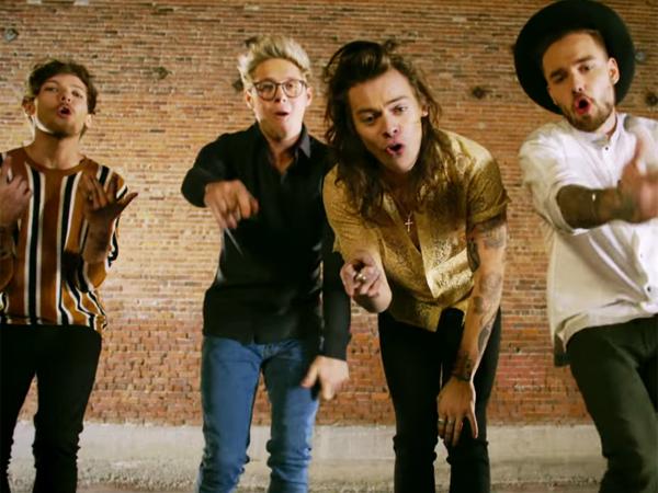 Manis dan Penuh Makna, Hadiah Perpisahan One Direction Untuk Fans Dalam MV 'History'