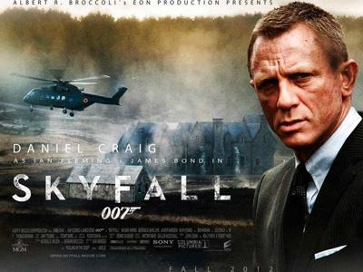 Film Skyfall Dinobatkan Jadi Film Tak Sehat 2012?
