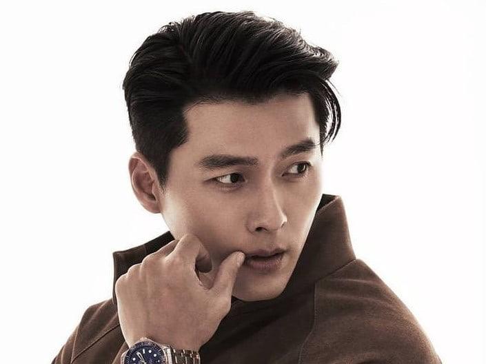 Hyun Bin Jadi Duta Global Korea Pertama Brand Jam Tangan Mewah OMEGA